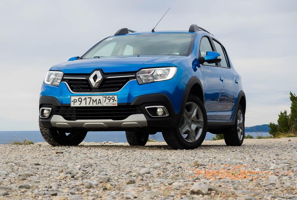 Renault Stepway 2019