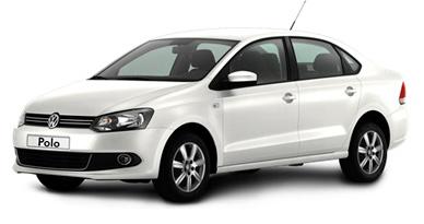 VW POLO SEDAN MT от 1 550 руб/сутки