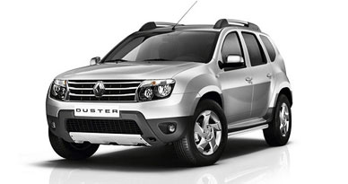 Renault Duster AT 4WD GPS от 2 327 руб/сутки