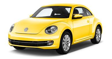 VW BEETLE от 2 838 руб/сутки