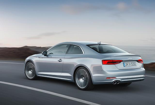 Audi A5 2016-2