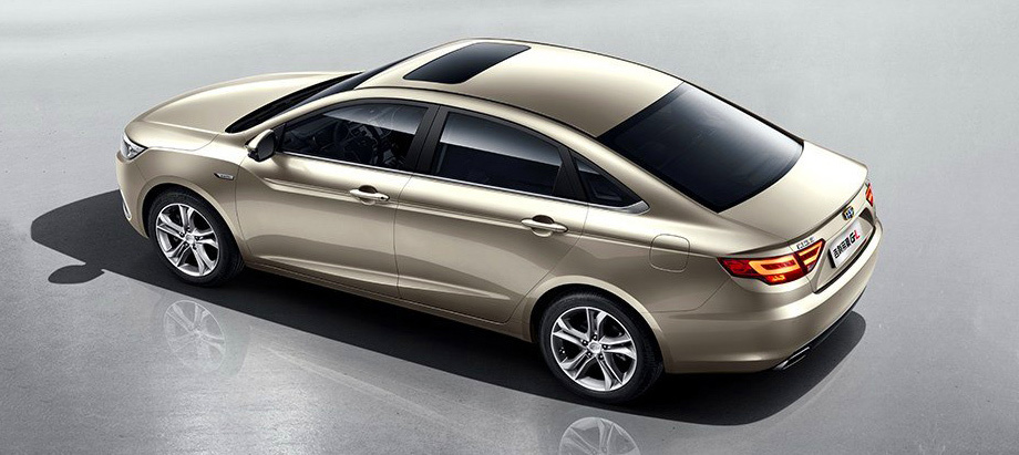 Geely Emgrand GL-1