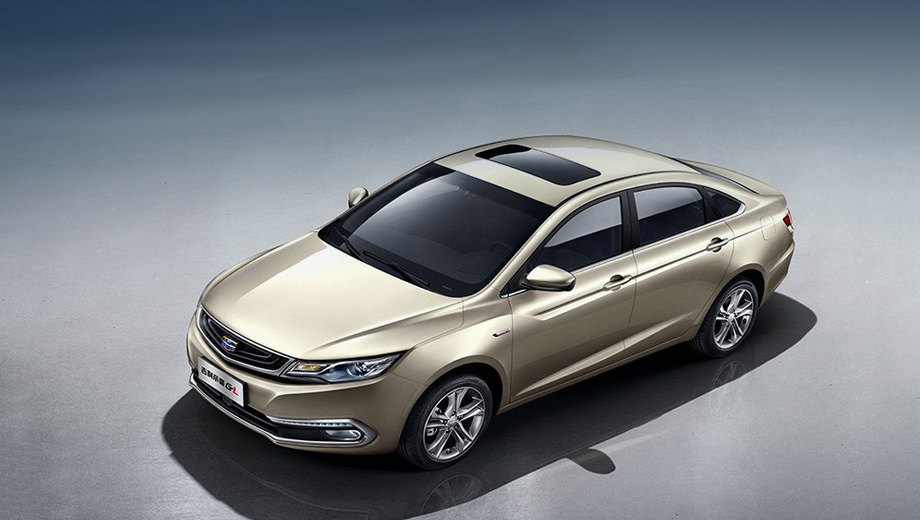 Geely Emgrand GL-2