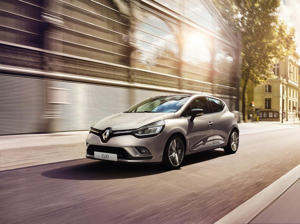 Renault Clio 2017-1