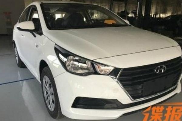 Hyundai Solaris 2017-2
