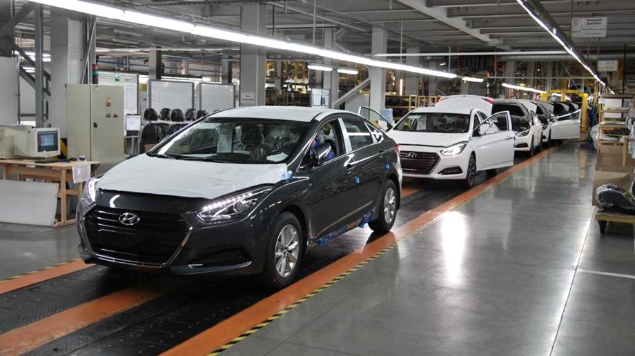 Конвейер Hyundai