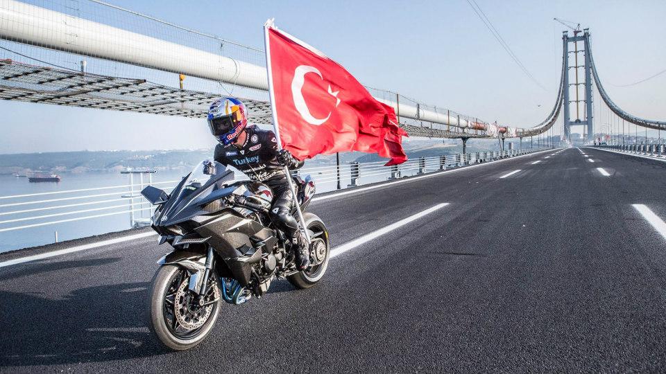 Мост Осман Гази