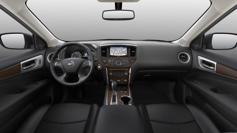 Nissan Pathfinder 2017-2
