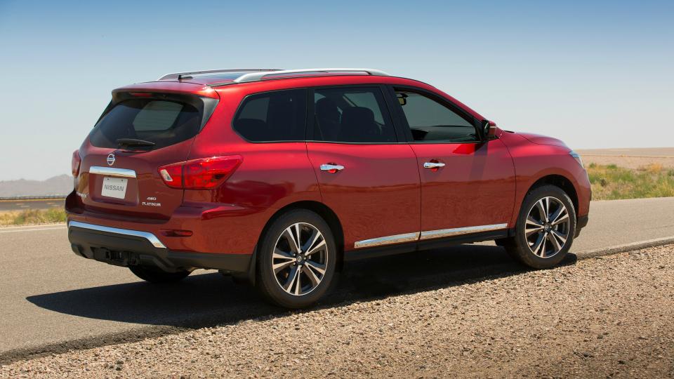 Nissan Pathfinder 2017-3