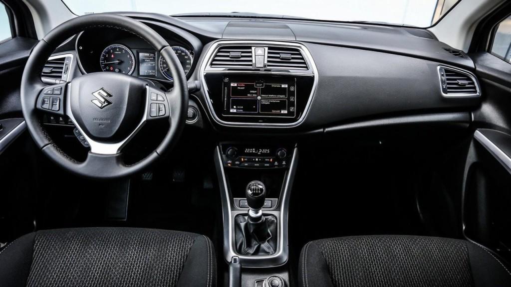 Suzuki SX4 2016-3