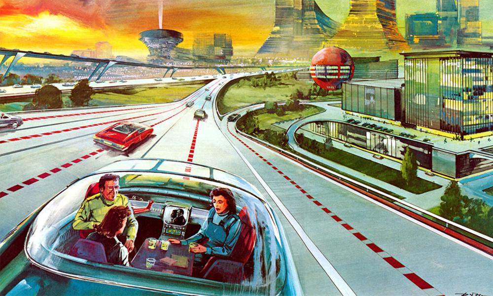 беспилотники будущего