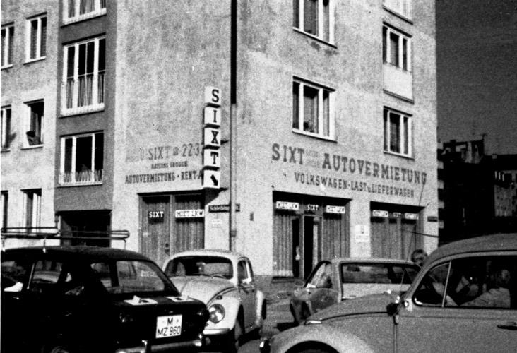 история проката авто в Германии