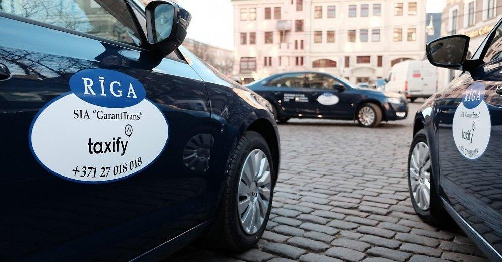 taxify-riga