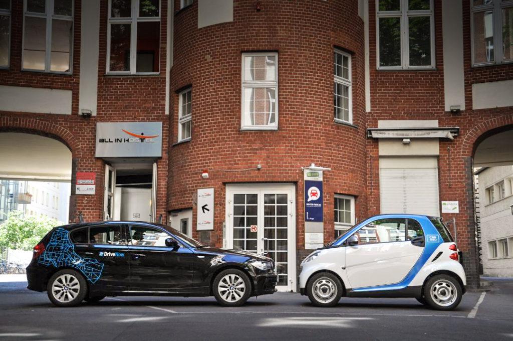car2go-drivenow