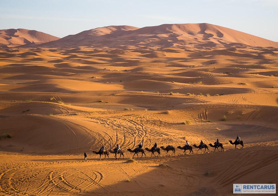 По Марокко на авто