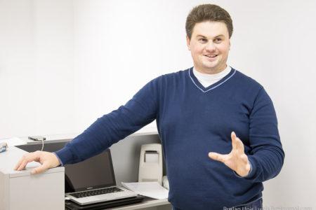 Игорь Фролов
