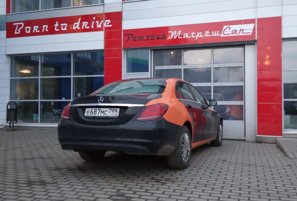 matreshcar-mercedes-c-180-new-okleika