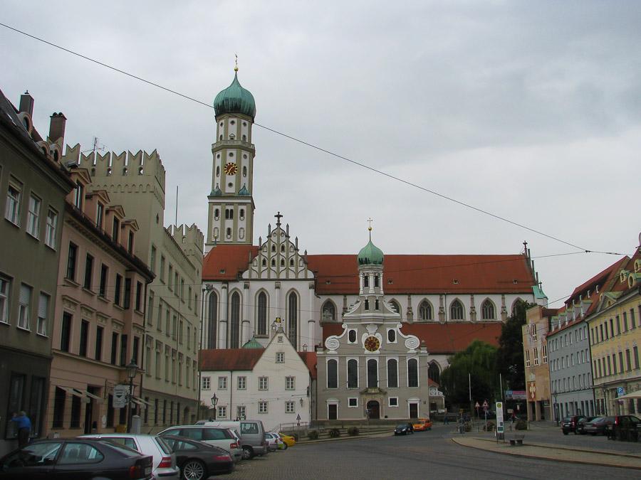Аренда авто в Мюнхене