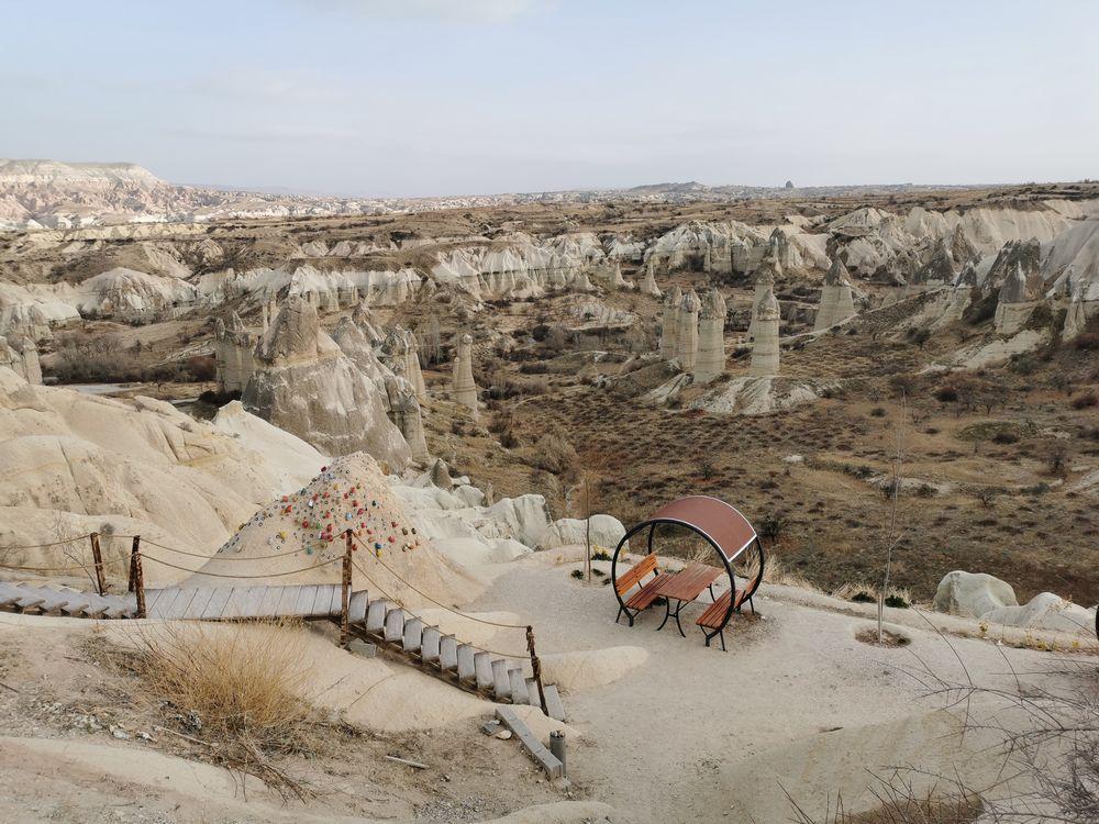 Каппадокия, Долина Любви